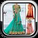 Indian Dulhan Lehenga Choli Wedding Dresses Design by Ocean Grampus Apps