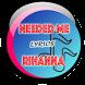 Lyrics Rihanna Song by Kathy Watt