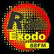 Rádio Êxodo 88 FM