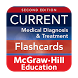 CURRENT Med Diag and Treatment CMDT Flashcards, 2E by Usatine Media LLC