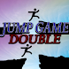JumpGame Double -2Stickman, 2Screens -Against time