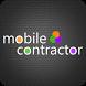Mobile Contractor by www.brainteclabs.com