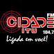 Radio Cidade ITU 104,7 FM by MRG Intermediações de Pedidos LTDA ME