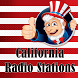 California Radio Stations USA by fineapps2013