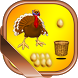 Egg Catcher Game by gamezonehub