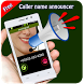 Caller Name Announcer - Name Speaker & SMS Talker by Shah Jee Apps - Best Apps Studio