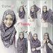 Trendy Hijab Tutorial Go by KingGamesGo