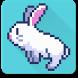 Bunny Jumping by Giuseppe Romano