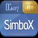 SimboX ADW Apex Nova Go Theme by Daniel Czarnomorski