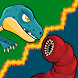 Dinosaurs Vs Aliens by IM Studio