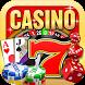 Real Casino:Slot,Keno,BJ,Poker by Casino BlackJack Roulette Slot Poker Game Studio