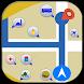 GPS Route Finder & Navigation by GoPhotoAbleLogix