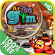 At the Gym Free Hidden Object by PlayHOG