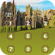 Crafted Castle by Applock Theme