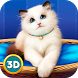 Home Cat Survival Simulator 3D - 2 by Wild Animals Life