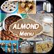 Almond Menu