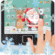 Cartoon Christmas Keyboard Theme by Fashion theme for Android-2018 keyboard