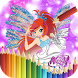 How To Color Winx Club - Coloring Pages by mynewappspro