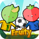 Puppet Fruity Soccer Football by WE LOVE APPS