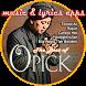 Lirik & Lagu Opick by Bunzie Dev