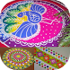 Latest Rangoli Design Video by Gujju Rockstars