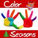 Pick n Color Seasons by iWaves