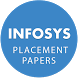 Placement Papers for Infosys by M4maths