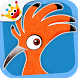 Birds - Kids Coloring Puzzle by MagisterApp - Educational Games for kids