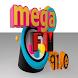 Radio Mega 91.0 by Studio JbFred