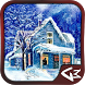 Snowy House Live Wallpaper by Game Master Studios