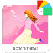 Reply to Love Xperia Theme by Nota Dao