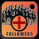 Real Instagram Followers Free by Followers team.