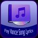 Foy Vance Song&Lyrics by Rubiyem Studio