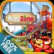 Kids Zone - Free Hidden Object by PlayHOG