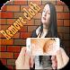 Xray Cloth Scan Camera Prank by Laboem