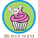 Heaven Scent Cupcakes by Appsme37