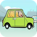 Car Mr bean Racing by ahmedmo