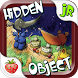 Hidden Jr Town & Country Mouse by SecretBuilders Games