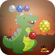 Dinosaur Bubble shooter by BuaGameSoft