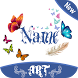 Name Art Focus Filter by VinTool Studio