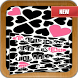 Heart Girly Emoji Keyboard by Arzanax Labs
