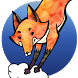 Cloud Jumping Fox by TSOL Games