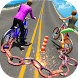 Chained Bicycle: Real Furious Highway Racing Games by Legends Storm Studios - Racing Action Sim Games
