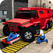 Monster Truck Auto Repair Shop by Prism apps and Games