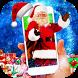 Santa in Phone Prank - Dancing Santa by Prankdesk