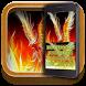 Iron Phoenix Emoji Keyboard by Arzanax Labs