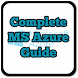 Learn MS Azure Complete Guide by JainDev