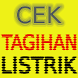 Cek Tagihan Listrik Bulanan by Onyx Gemstone