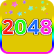 2048 Number Puzzle Game Colors by 21 third