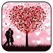 Heart Love Live wallpaper by CM Launcher Live Wallpaper